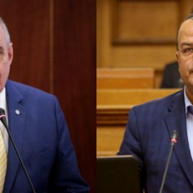 Πρωτοφανές επεισόδιο μεταξύ Κουίκ - Τριανταφυλλίδη στη Βουλή - Όλοι οι διάλογοι