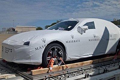 Στη φτωχή Παπούα- Νέα Γουινέα η κυβέρνηση αγόρασε... 40 Maserati