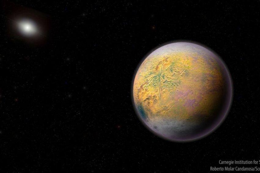 Αστρονόμοι ανακάλυψαν ένα πολύ μακρινό ουράνιο σώμα