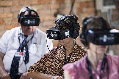 Μελέτη: H Εικονική Πραγματικότητα βοηθά τα παιδιά να μειώσουν μετεγχειρητικά τον πόνο και την αγωνία