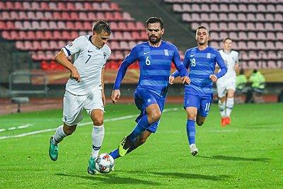 Οδυνηρή ήττα για την Εθνική 2-0 από τη Φινλανδία