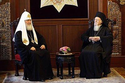 Η Ρωσική Εκκλησία διακόπτει κάθε επαφή με το Οικουμενικό Πατριαρχείο