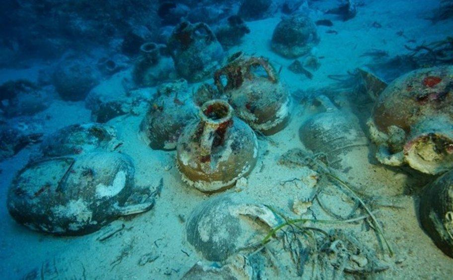 Συνολικά 58 ναυάγια, αρχαία και νεότερα, εντοπίστηκαν τα τελευταία χρόνια στους Φούρνους