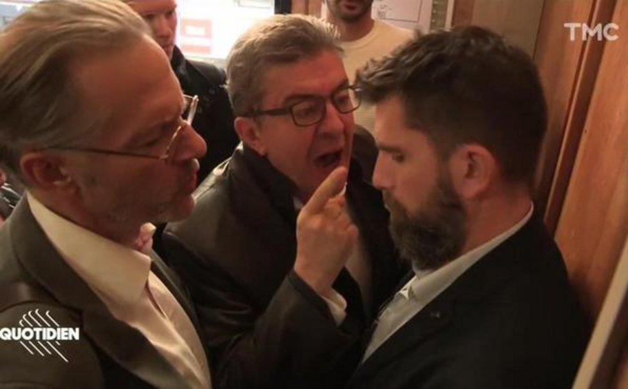 Γαλλία: Ξύλο στα γραφεία του Ζαν Λικ Μελανσόν
