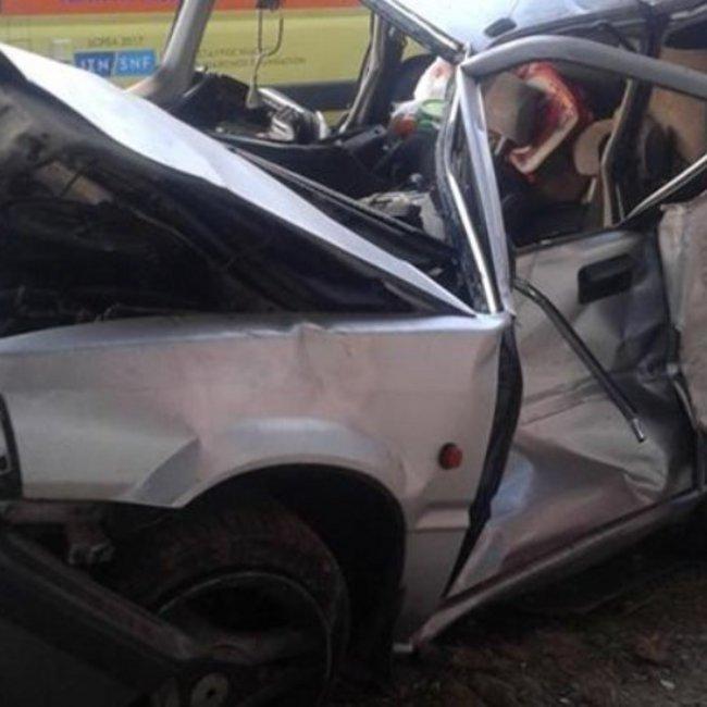Συγκλονιστικές εικόνες από τροχαίο στον Κηφισό με 7 τραυματίες, ο ένας σοβαρά - Φορτηγό παρέσυρε 4 ΙΧ
