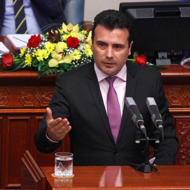 Ζάεφ: Η Συμφωνία αναγνωρίζει «μακεδονική γλώσσα» - Να προσέχουμε όλοι τις δηλώσεις μας