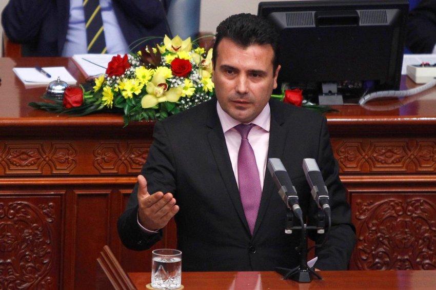 Επιμένει ο Ζάεφ: Είμαστε Μακεδόνες και μιλάμε μακεδονικά