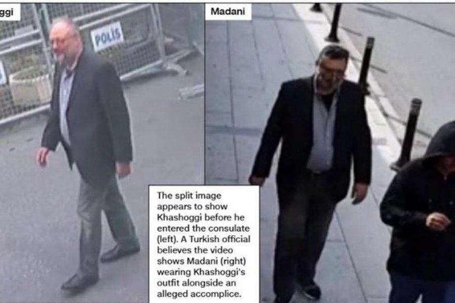 CNN: Έντυσαν πράκτορα με τα ρούχα του Κασόγκι - Στενός σύμβουλος Ερντογάν: «Υποτιμούν την νοημοσύνη μας»