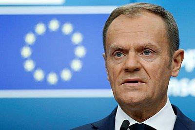 Το μήνυμα Τουσκ μετά την απόρριψη της συμφωνίας για το Βrexit από το βρετανικό κοινοβούλιο