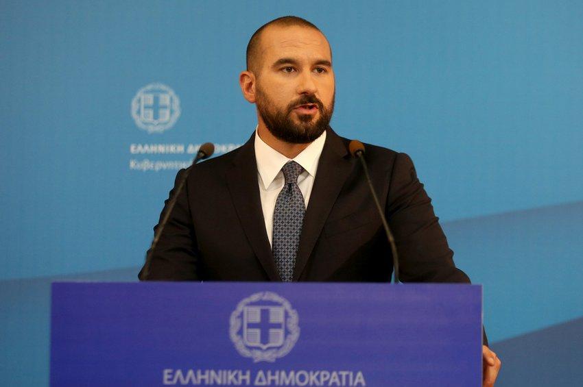 Τζανακόπουλος: Γίνονται όλες οι απαραίτητες ενέργειες για να διακριβωθεί τι συνέβη με τον θάνατο του ομογενούς