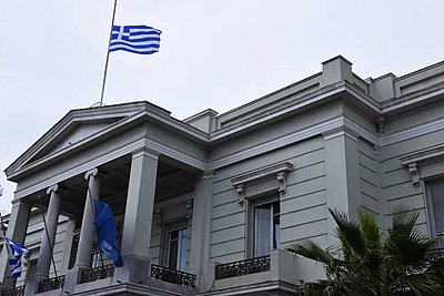 Τριμερής υπουργική συνάντηση Ελλάδας-Κύπρου-Παλαιστίνης