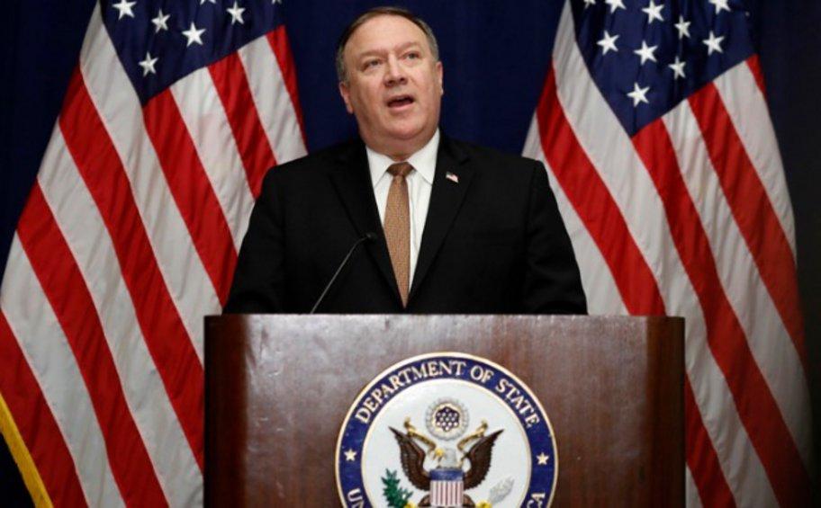 Ο Πομπέο επικαλείται την «επιθετικότητα του Ιράν» για την πώληση όπλων σε Σ. Αραβία, ΗΑΕ και Ιορδανία