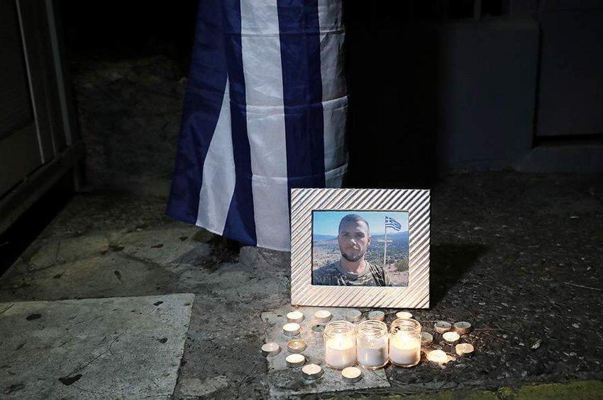 ΥΠΕΞ: Έκκληση για αυτοσυγκράτηση στην κηδεία του Κων. Κατσίφα