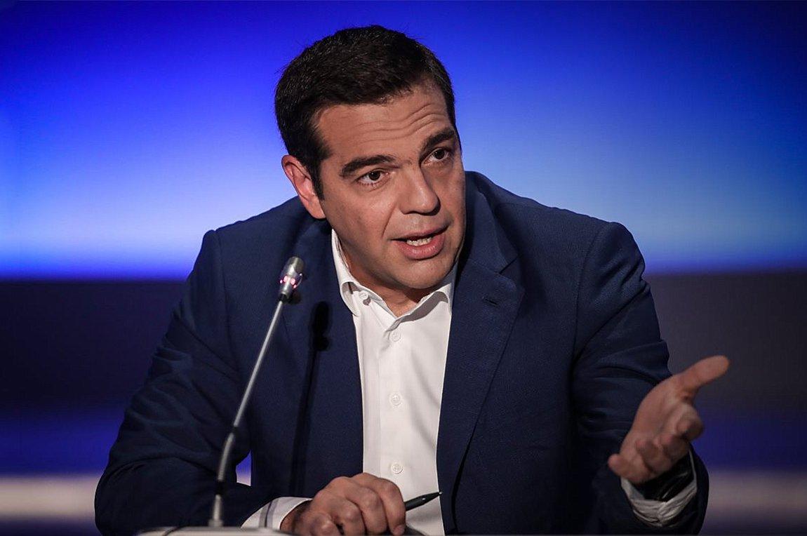 Τσίπρας: «Θαύμα» η συμφωνία με Ιερώνυμο - Τον Οκτώβριο 2019 οι εκλογές - Αυτοδυναμίες με 45%
