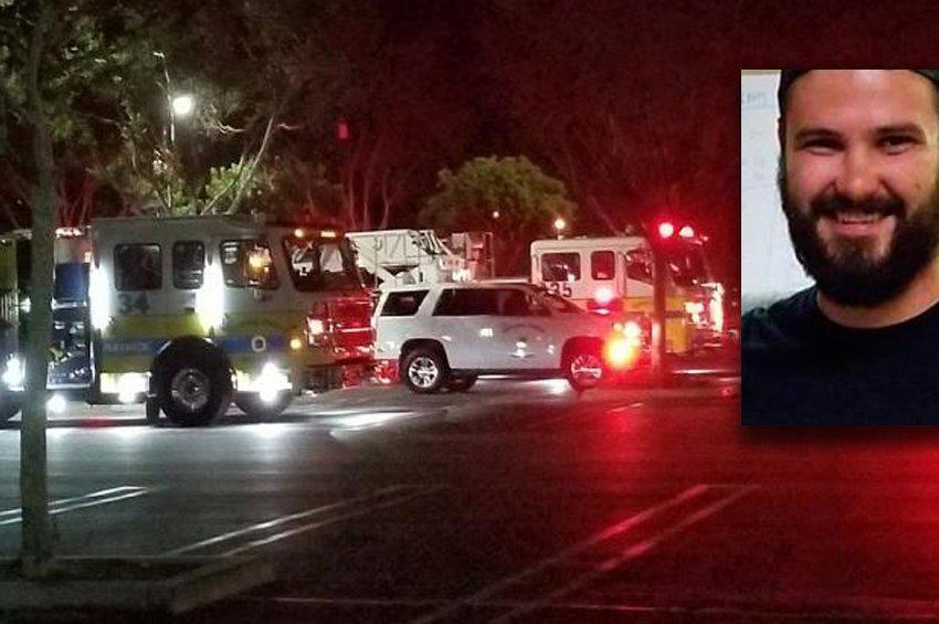 To ξέσπασμα του πατέρα του 27χρονου ομογενή που έχασε τη ζωή του στο μακελειό στην Καλιφόρνια