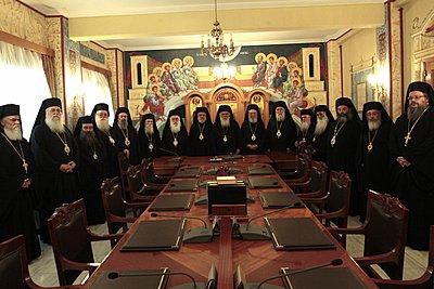 Ιερά Σύνοδος: Τα μέλη της Επιτροπής Διαλόγου με την πολιτεία