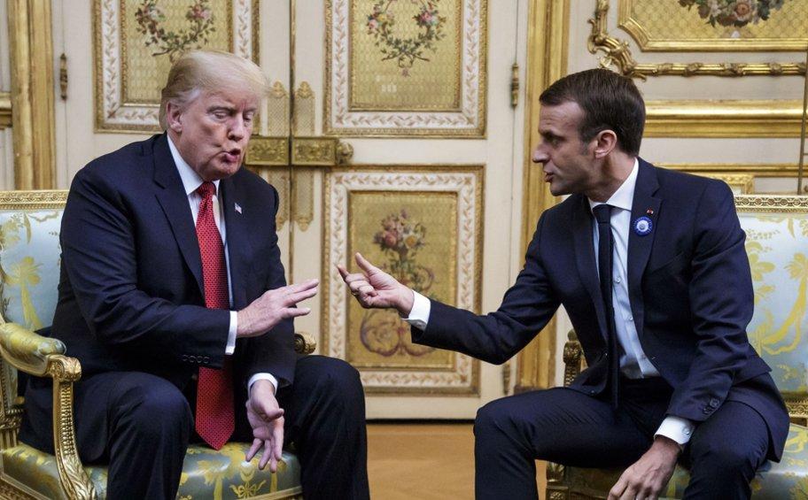 Συνάντηση Μακρόν - Τραμπ στο περιθώριο της συνόδου της G20 – Στο επίκεντρο το θέμα του Ιράν