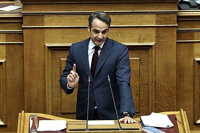 Μητσοτάκης: Ανταλλάξατε το Σκοπιανό με τις μειώσεις των συντάξεων - Είπατε ναι εκεί που όλοι έλεγαν όχι