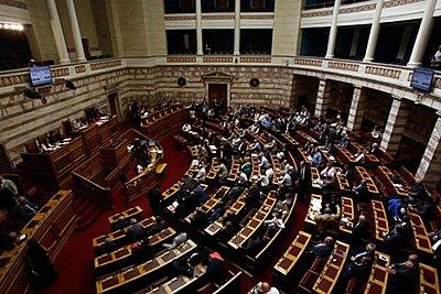 LIVE: Στην Ολομέλεια η συζήτηση και η ψηφοφορία του προϋπολογισμού