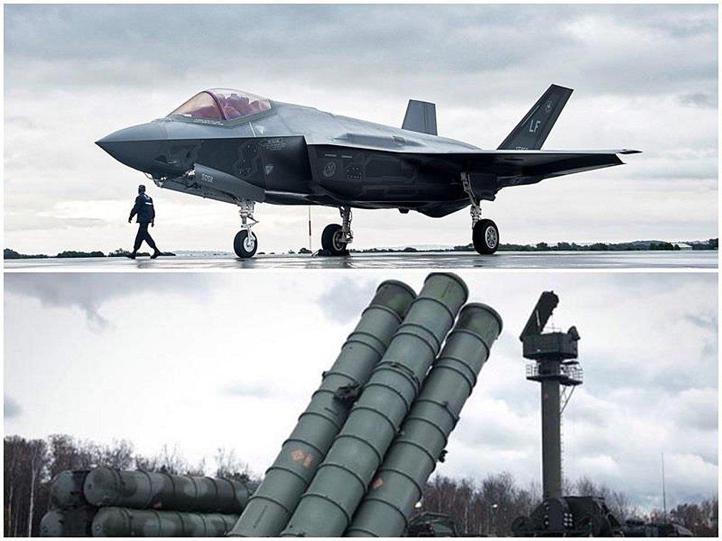 Το 2019 η Τουρκία παραλαμβάνει τους S-400 και τα F-35! – «Δεν υπάρχει κανένα εμπόδιο» διαμηνύει η Αγκυρα