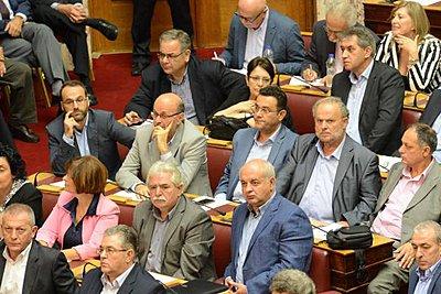 Διαμαρτυρία του ΚΚΕ στον Πρόεδρο της Βουλής για τη χθεσινή κατάσταση στην Ολομέλεια