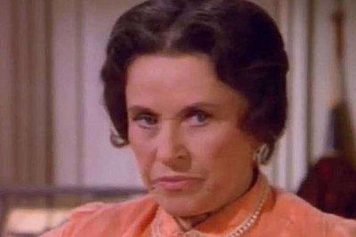 Πέθανε η κυρία 'Ολσεν από το «Μικρό σπίτι στο λιβάδι»