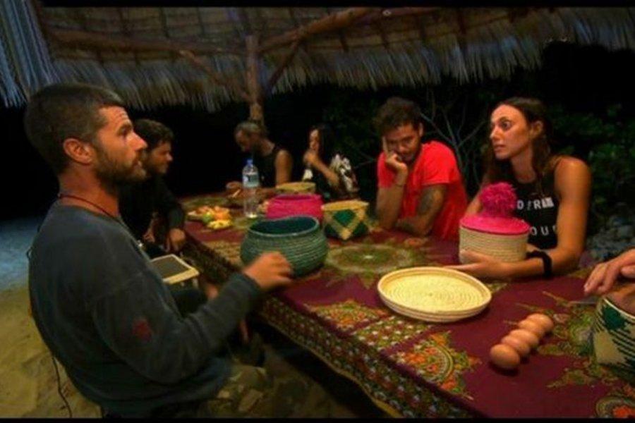 Χαμός στο Nomads: Καβγάς για τα... αυγά και τη ζάχαρη!