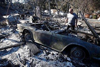 Πυρκαγιές στην Καλιφόρνια: Πάνω από 1000 οι αγνοούμενοι - Στους 71 ανήλθαν οι νεκροί