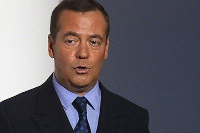 Μεντβέντεφ: Η Ρωσία τάσσεται κατά του προστατευτισμού