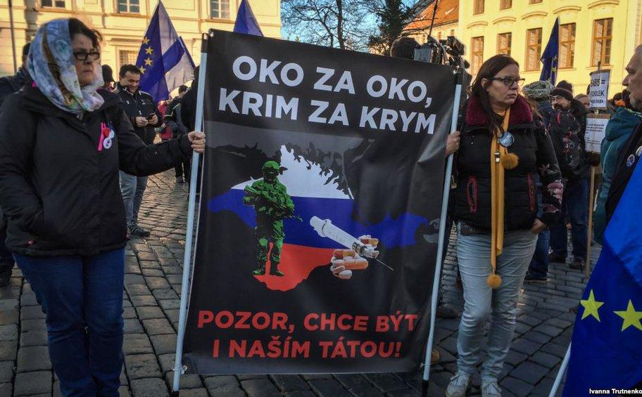 Τσεχία: Χιλιάδες διαδηλωτές απαίτησαν την παραίτηση του πρωθυπουργού Μπάμπις