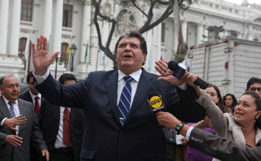Περού: Απαγόρευση εξόδου από τη χώρα στον πρώην πρόεδρο - Ερευνάται για εμπλοκή σε οικονομικό σκάνδαλο