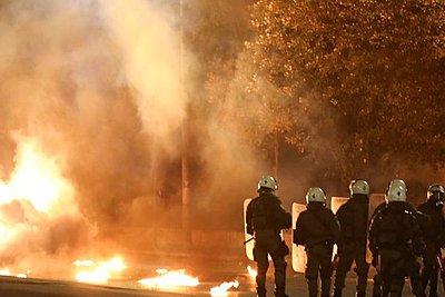 Πρόεδρος Αστυνομικών Υπαλλήλων Θεσσαλονίκης: Όσες φορές πλησιάσαμε στην Πολυτεχνική Σχολή δεχθήκαμε ρητές εντολές να οπισθοχωρήσουμε