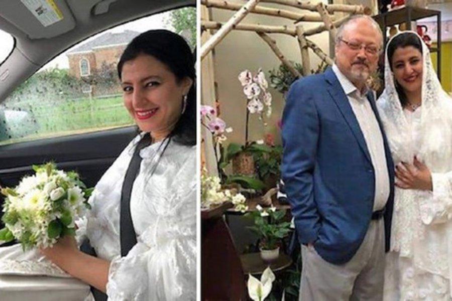 Υπόθεση Κασόγκι: Γυναίκα ισχυρίζεται ότι είναι η «κρυφή» σύζυγός του