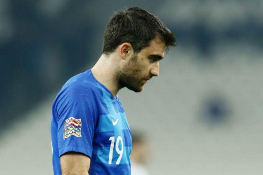 Παπασταθόπουλος για την Εθνική: Ίσως να μην μπορούμε...