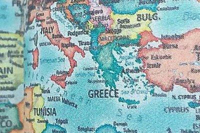 ΕΔΕ για ημερολόγιο της ΕΛΑΣ που περιέχει χάρτη με «Μακεδονία» και «Βόρεια Κύπρο»