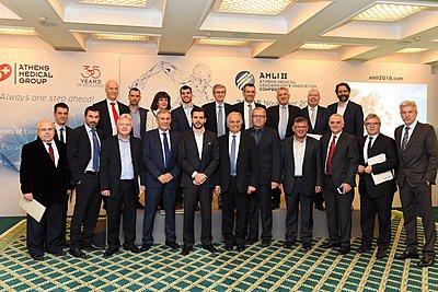 Όμιλος Ιατρικού Αθηνών: 2ο Διεθνές Συνέδριο Ιατρικής Πρωτοπορίας και Καινοτομίας AMLI 2018