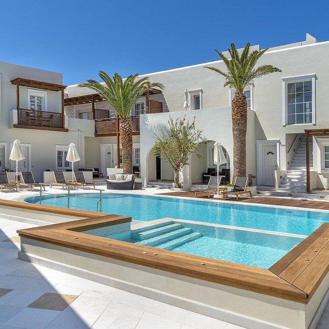 Ενα στα τέσσερα ελληνικά ξενοδοχεία είναι «ζόμπι»