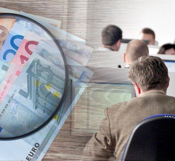Κατά 2,5% και 2,3% αντίστοιχα αυξήθηκε το συνολικό μισθολογικό κόστος σε Eλλάδα και Ευρωζώνη