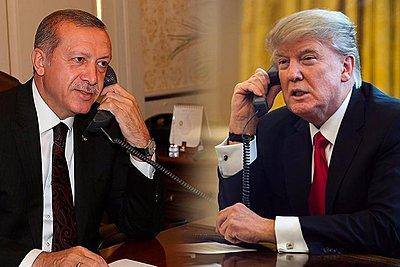 Τηλεφωνική συνομιλία Ερντογάν-Τραμπ, συμφώνησαν σε πιο αποτελεσματική συνεργασία στη Συρία