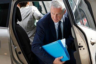 Λεμέρ: Οι κινητοποιήσεις στη Γαλλία θα κοστίσουν 0,1 της ποσοστιαίας μονάδας στην οικονομική ανάπτυξη το Δ' τρίμηνο