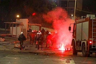 Ελεύθερος υπό όρους νεαρός που κατηγορείται για συμμετοχή στα επεισόδια μετά την πορεία για τον Αλ. Γρηγορόπουλο στη Θεσσαλονίκη
