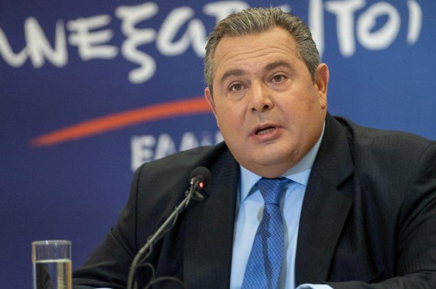 Καμμένος: Η Συμφωνία των Πρεσπών είναι νεκρή - Τι δήλωσε ο Τζανακόπουλος