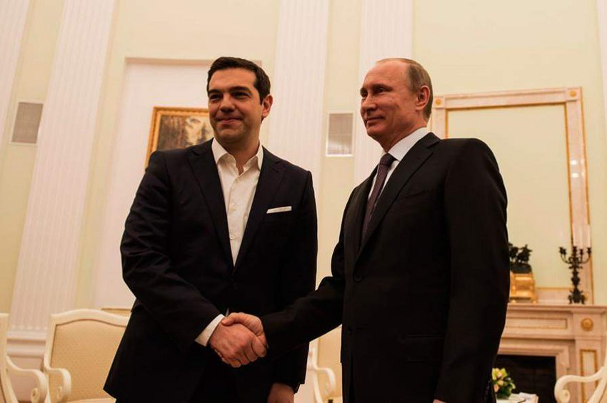 Η ατζέντα των επαφών Τσίπρα στη Μόσχα –Στο επίκεντρο οι ρωσικές επενδύσεις