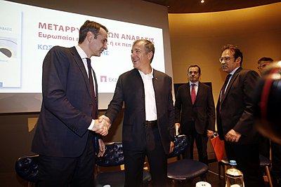 Θεοδωράκης για Συμφωνία των Πρεσπών: Περιμένουμε τα τελικά κείμενα και θα τα πούμε στη Βουλή
