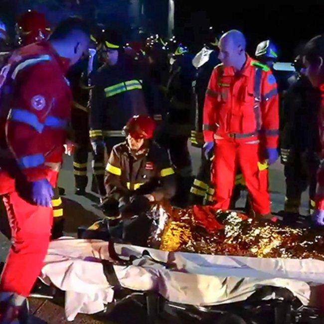 Ανήλικος που ψέκασε με σπρέι πιπεριού μέσα σε κλάμπ προκάλεσε την τραγωδία με 6 νεκρούς στην Ιταλία