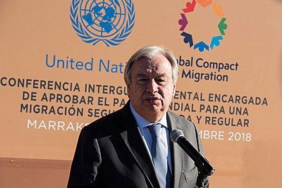 ΟΗΕ: Το παγκόσμιο σύμφωνο για τη μετανάστευση εγκρίθηκε επισήμως στο Μαρακές