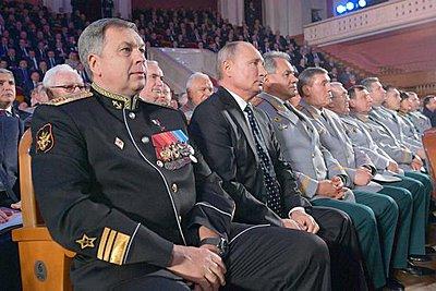 Νέος αρχηγός της ρωσικής υπηρεσίας πληροφοριών του στρατού (GRU), ο Ίγκορ Κοστιουκόφ σύμφωνα με ρωσικά πρακτορεία