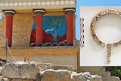 Η μεγαλύτερη αρχαιολογική ανακάλυψη στην Κνωσό μετά το Δίσκο της Φαιστού