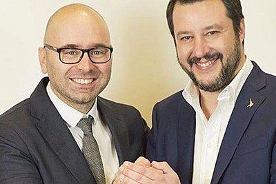 Ιταλία: Έρευνα σε βάρος του ταμία της Λέγκα για παράνομη χρηματοδότηση συνδέσμου που φέρεται να πρόσκειται στο κόμμα