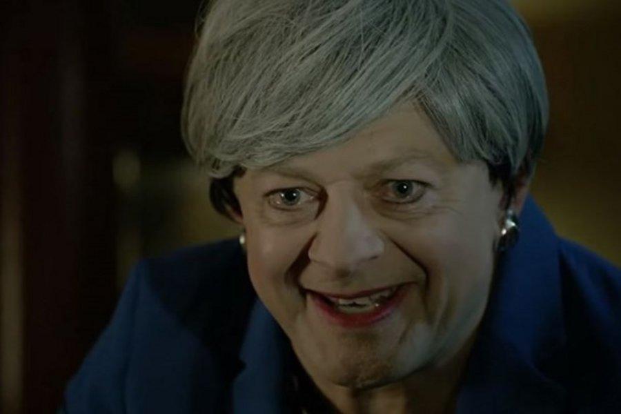 Ξεκαρδιστικό βίντεο: Η Τερέζα Μέι ως... Γκόλουμ αποκαλεί το Brexit «my precious»